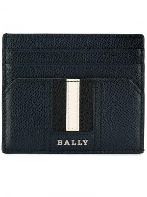 Футляр для карт Talbyn Bally. Цвет: синий