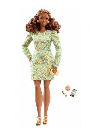 Вечерний гламур Barbie. Цвет: коричневый