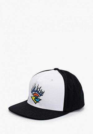 Бейсболка Rip Curl SURF STICKER CAP. Цвет: разноцветный