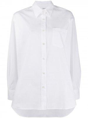 Рубашка свободного кроя Filippa K. Цвет: белый