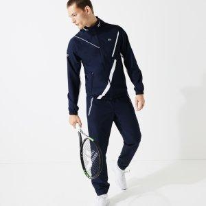 Спортивная одежда Спортивный костюм Lacoste. Цвет: темно-синий