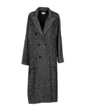 Пальто ANNARITA N TWENTY 4H. Цвет: черный
