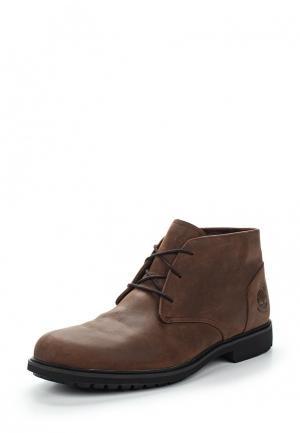 Ботинки Timberland STORMBUCKS. Цвет: коричневый