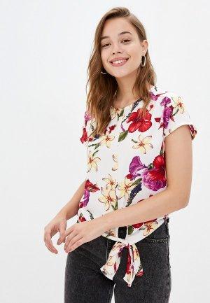 Блуза Fresh Made. Цвет: белый