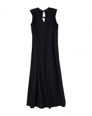 Платье длиной 3/4 JNBY. Цвет: черный