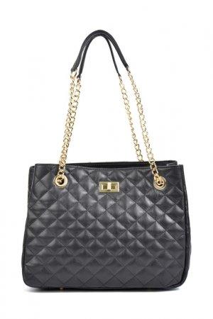 Bag Isabella Rhea. Цвет: black