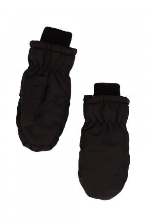 Варежки baon. Цвет: черный