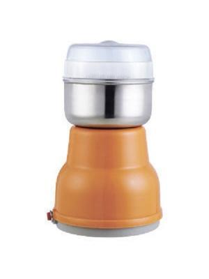 Кофемолка электрическая Gelberk. Цвет: рыжий