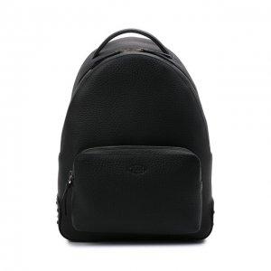 Кожаный рюкзак Tod's. Цвет: чёрный