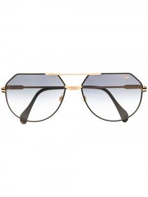 Солнцезащитные очки Legends 724/3 Cazal. Цвет: черный