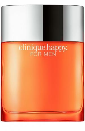Одеколон Happy For Men Clinique. Цвет: бесцветный