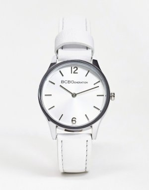 Часы с серебристым циферблатом BCBG Generation-Серебристый Max Azria