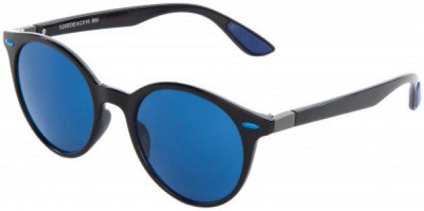 Солнцезащитные очки Demix. Цвет: голубой