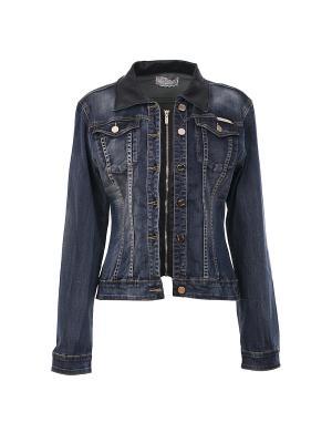 Куртка G.sel. Цвет: синий