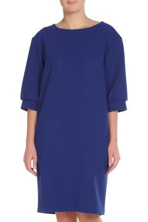 Платье Cyrille Gassiline. Цвет: cиний электрик