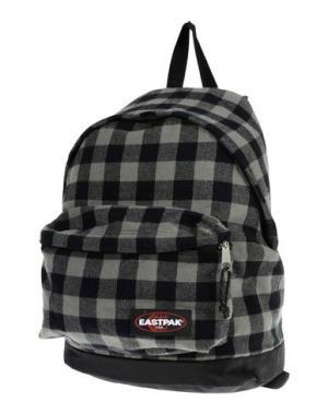 Рюкзаки и сумки на пояс EASTPAK. Цвет: свинцово-серый