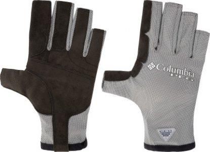Перчатки Terminal Deflector Zero, размер S/M Columbia. Цвет: серый