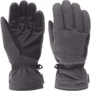 Перчатки мужские , размер 10 Ziener. Цвет: серый
