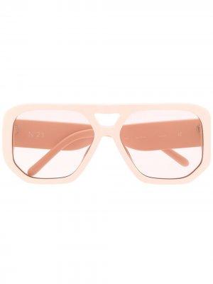 Солнцезащитные очки Nº21. Цвет: нейтральные цвета