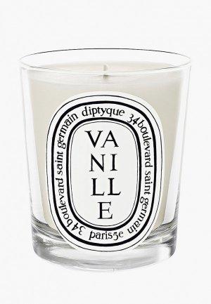Свеча ароматическая Diptyque Vanille/Ваниль, 190 г. Цвет: белый