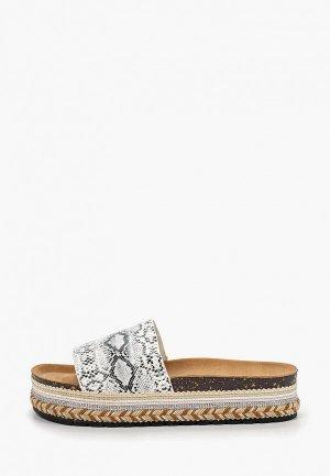 Сабо Sweet Shoes. Цвет: серый