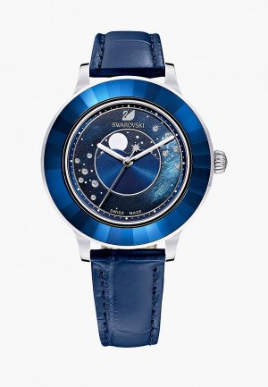 Часы Swarovski® Octea Lux. Цвет: синий