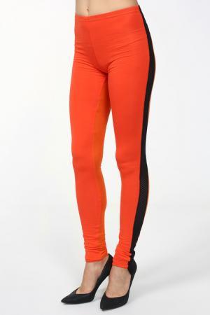 Леггинсы L.G.B.. Цвет: оранжевый