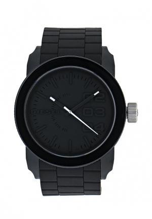 Часы Diesel. Цвет: черный