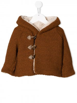 Hooded duffle coat Aletta