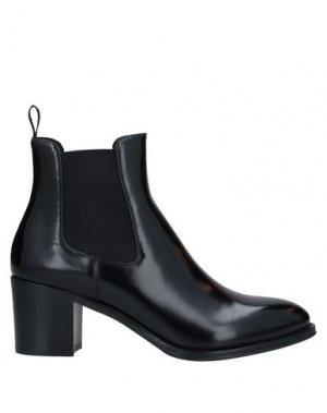 Полусапоги и высокие ботинки CHURCH'S. Цвет: черный
