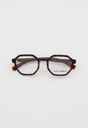 Оправа Dolce&Gabbana DG5068 3306. Цвет: коричневый