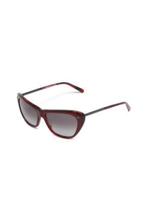 Очки солнцезащитные Balmain. Цвет: red, ec.red