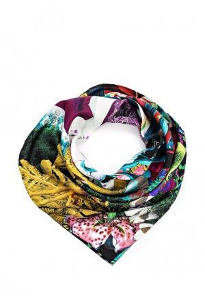Платок Christian Lacroix. Цвет: разноцветный