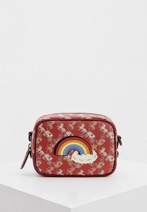 Сумка Coach 1941. Цвет: разноцветный