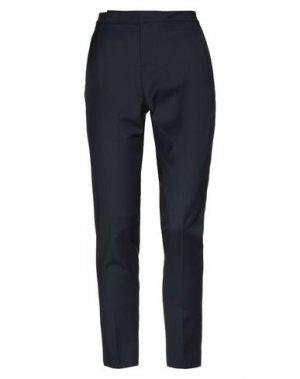 Повседневные брюки EQUIPMENT. Цвет: темно-синий