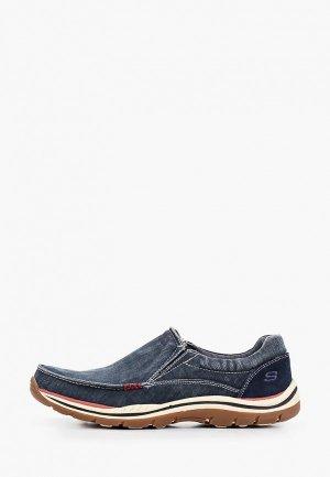 Ботинки Skechers Expected-Avillo. Цвет: серый