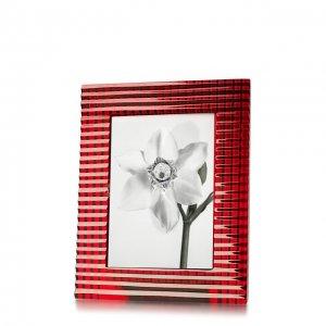 Рамка для фотографии Eye Baccarat. Цвет: красный