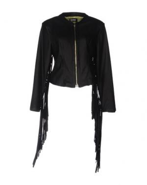 Куртка FRAME. Цвет: черный