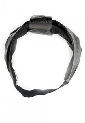 Повязка EUGENIA KIM. Цвет: черный