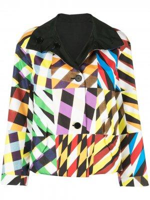 Двусторонняя куртка-бомбер Akris Punto