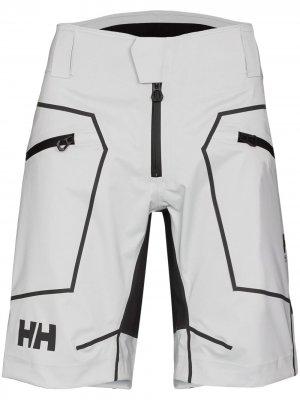 Спортивные шорты Helly Hansen. Цвет: серый