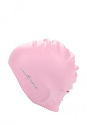 Шапочка для плавания MadWave Reverse CHAMPION. Цвет: разноцветный