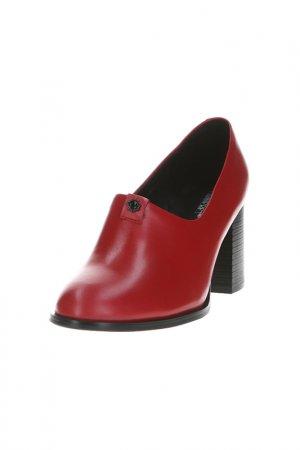 Туфли Lanneret. Цвет: красный