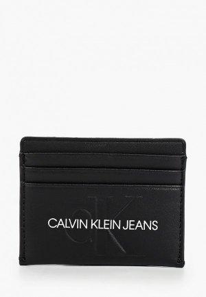 Кредитница Calvin Klein Jeans. Цвет: черный