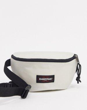 Сумка-кошелек на пояс песочного цвета Springer-Бежевый Eastpak