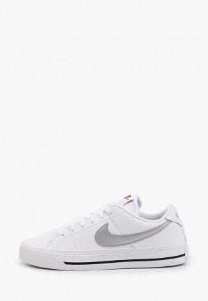 Кеды Nike WMNS COURT LEGACY. Цвет: белый