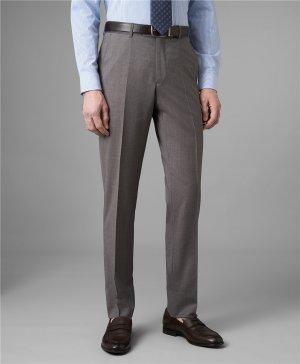 Костюмные брюки HENDERSON. Цвет: бежевый