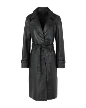 Легкое пальто 2ND DAY. Цвет: черный