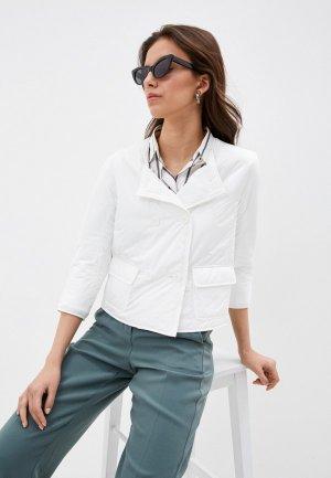 Куртка утепленная Add. Цвет: белый