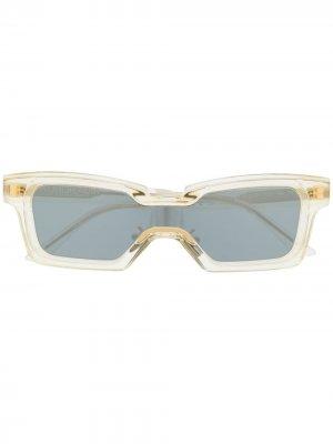 Солнцезащитные очки E10 Kuboraum. Цвет: нейтральные цвета